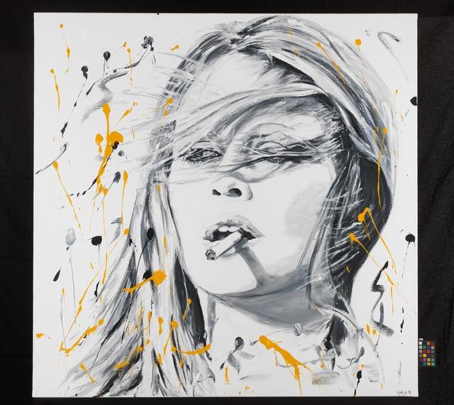 , 'Brigitte Bardot,' 2017, Eden Fine Art