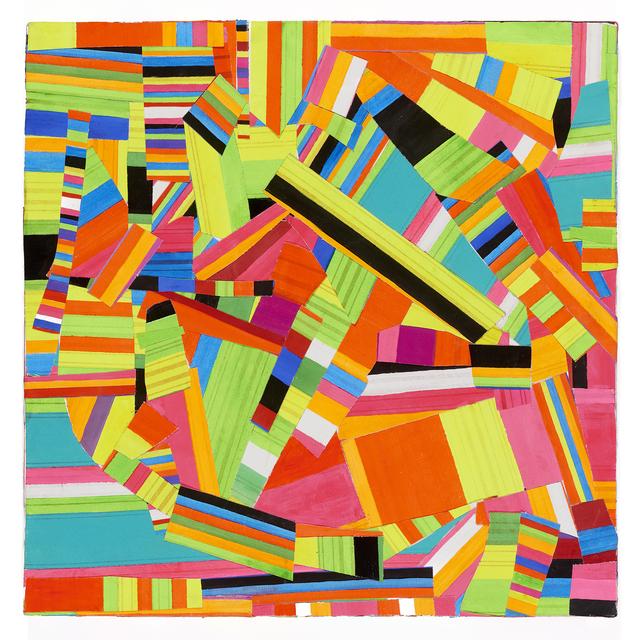 , 'Bastidor psico I,' 2013, Henrique Faria Fine Art