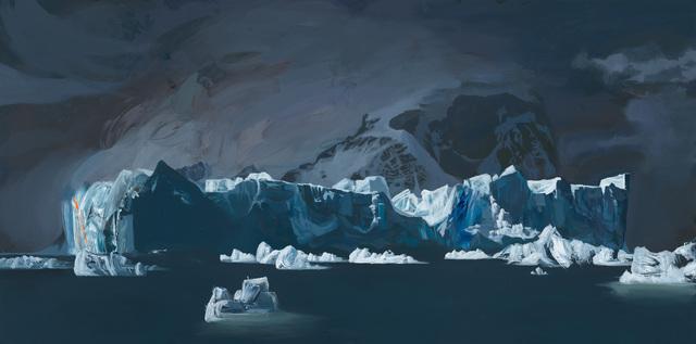 , 'Iceberg, Andvord Bay, Antarctica,' , Telluride Gallery of Fine Art