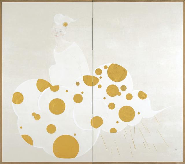 Eri Iwasaki, 'Kau (Blessed Rain)', 2014, SEIZAN Gallery