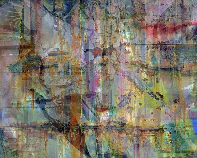 , 'Crayola Rendez-vous ,' 2015, Abbozzo Gallery