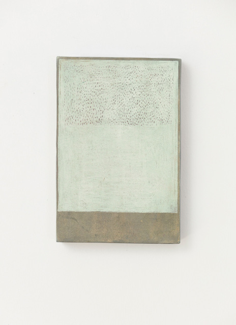 , 'Grid Painting #3,' 2017, Purdy Hicks Gallery