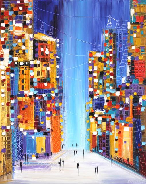 Ekaterina Ermilkina, 'City Blues', 2018, Artspace Warehouse
