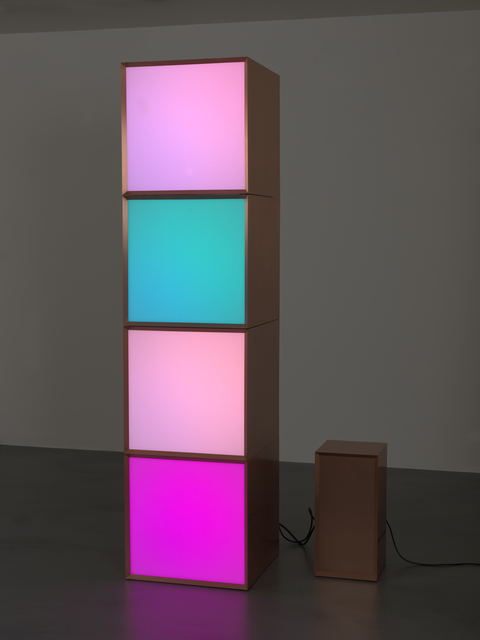 Angela Bulloch, 'Copper Stack 4', 2012, Simon Lee Gallery