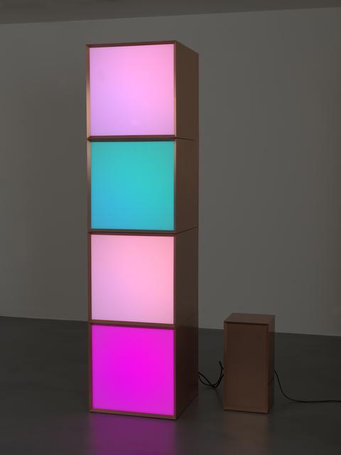 , 'Copper Stack 4,' 2012, Simon Lee Gallery
