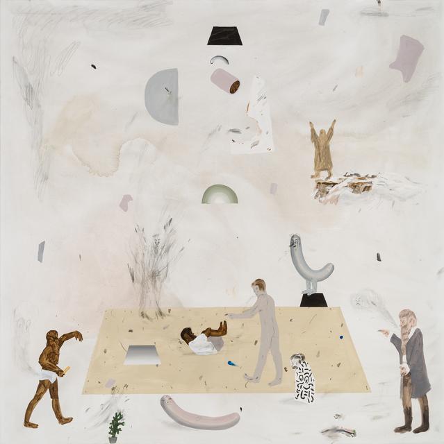, 'State of Disorder,' 2016, Asya Geisberg Gallery