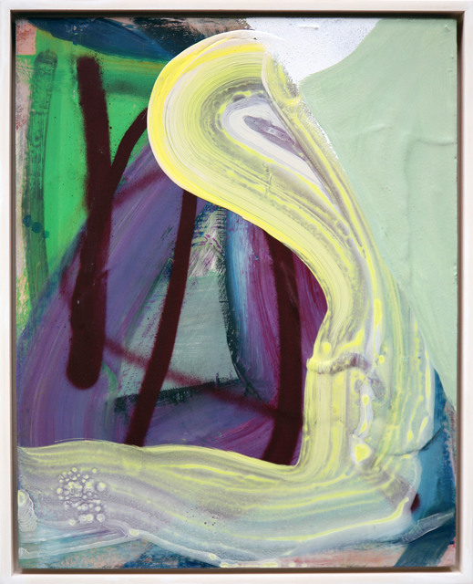 , 'Spray,' 2014, David Richard Gallery