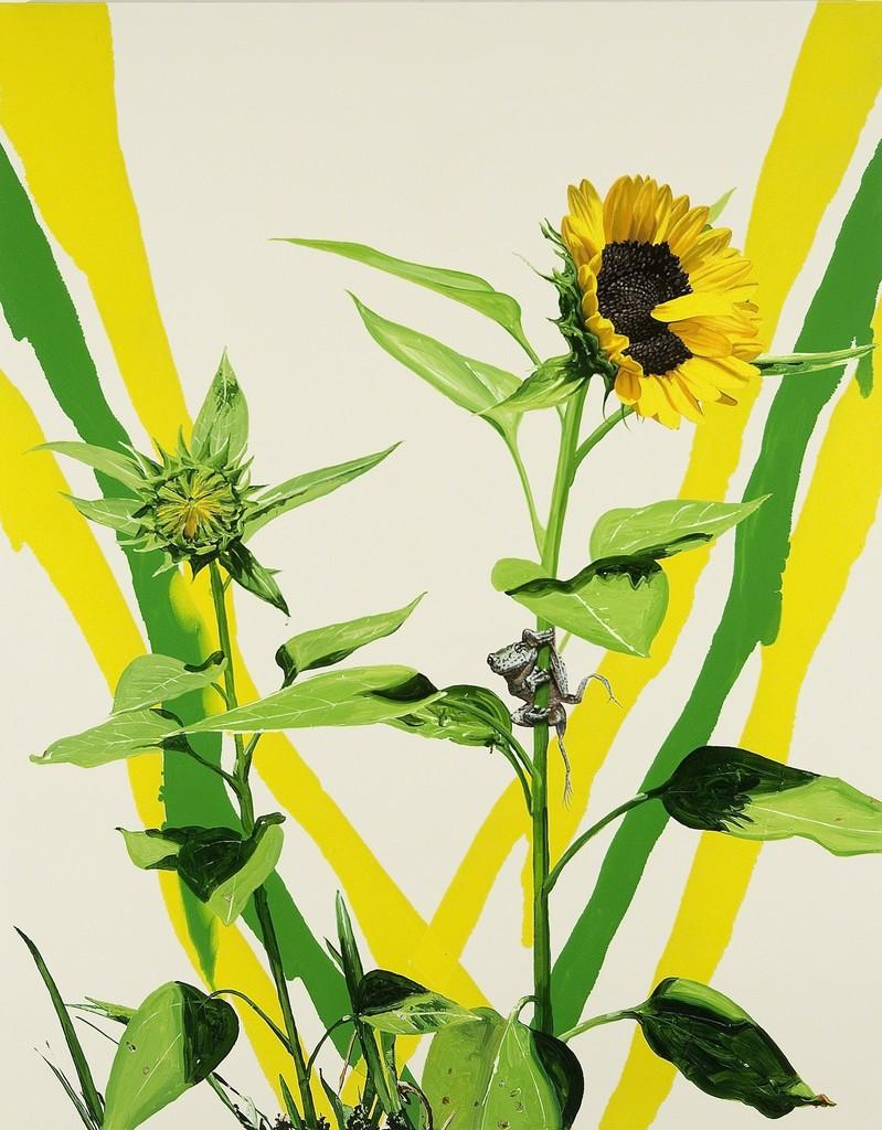 Alexis Rockman, 'Sunflowers,' 2007, Salomon Contemporary