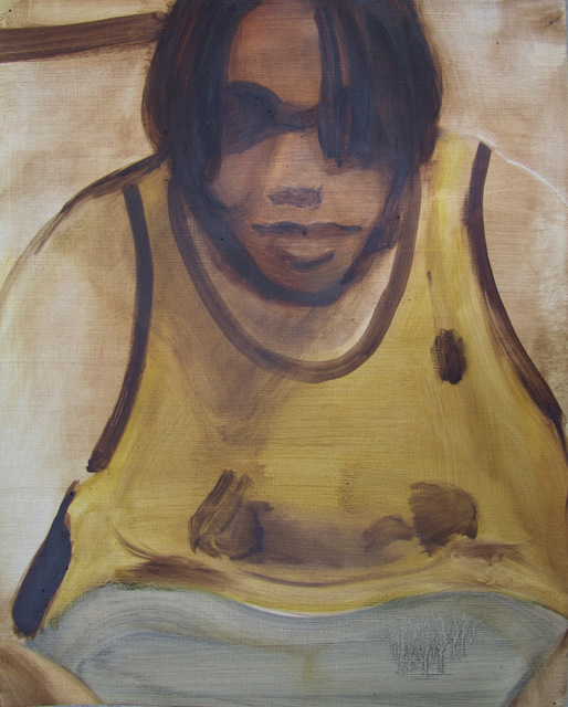 , 'Laker (Will),' 2018, James Freeman Gallery