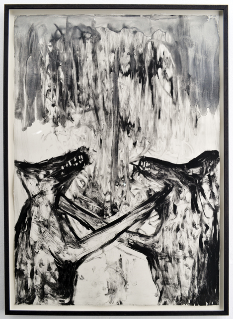 , 'Fight,' 2016, Marie Kirkegaard Gallery