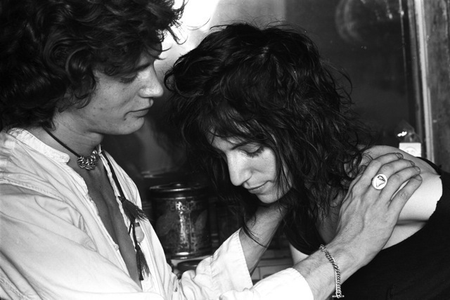 , 'Robert Mapplethorpe & Patti Smith, New York 1969,' 1969, Wilding Cran Gallery