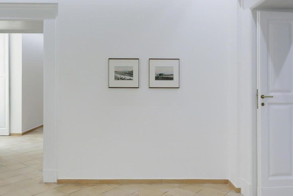 Linda Fregni Nagler, Hana to Yama, 2018 installation view