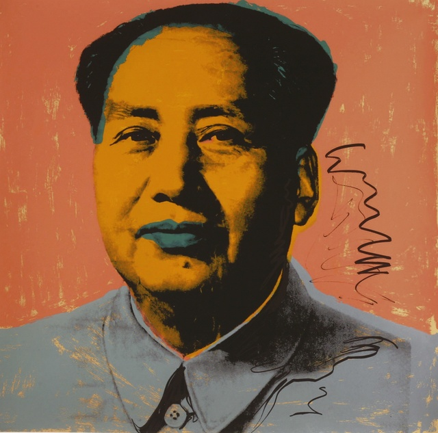 Andy Warhol, 'Mao 92 Original Screen print 1972 ', 1972, Hidden
