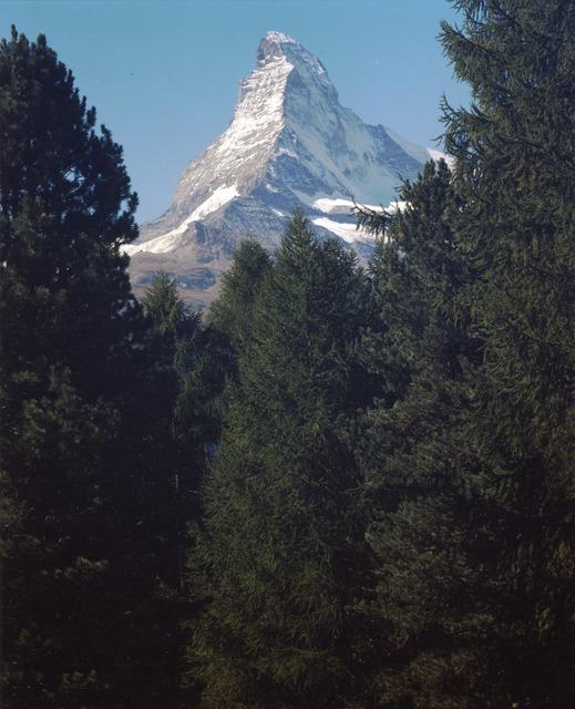 , 'Matterhorn III,' 2014, BolteLang