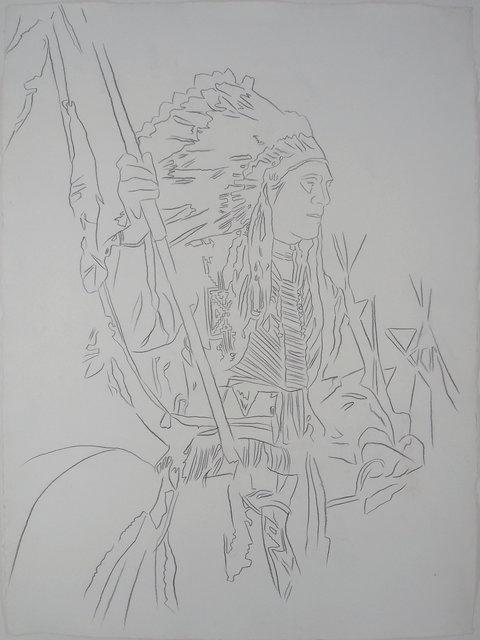 Andy Warhol, 'War Bonnet Indian', ca. 1986, Plazzart