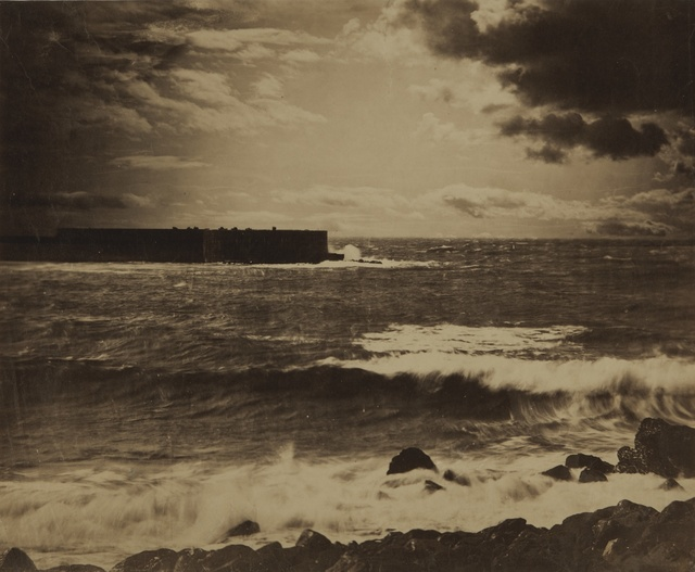 Gustave Le Gray, 'Grande vague. Cette (The Great Wave, Sète)', 1857, Sotheby's