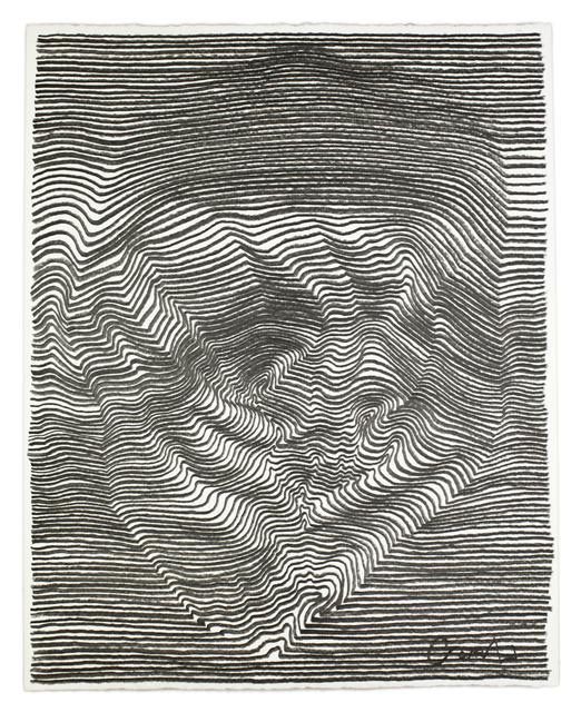 , 'Omicron XLII,' 2015, Hans Alf Gallery