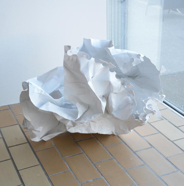 , 'Spiral Bound I (series 2),' 2015, Gallery Poulsen
