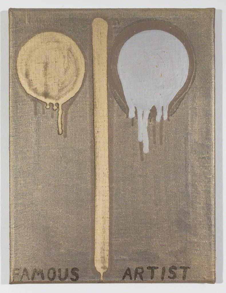 Joshua Abelow, 'Famous Artist,' 2013, Mixer