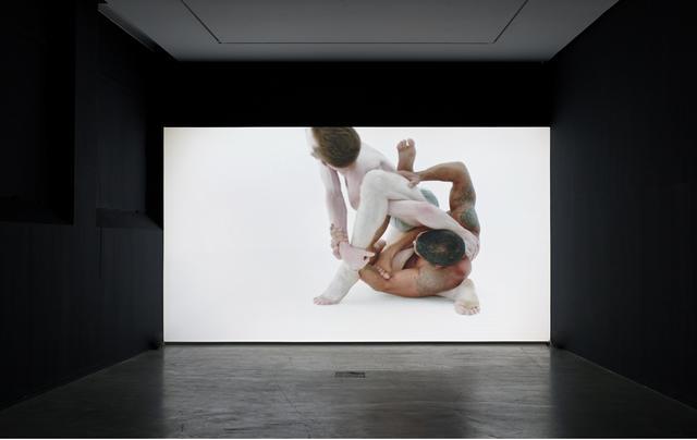 , 'Alignigung 2,' 2017, Gagosian