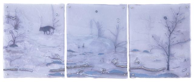 , 'Wintering,' 2017, Callan Contemporary
