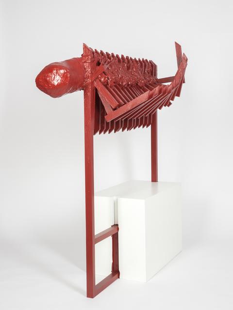 , 'Deutscher Rehrücken,' 2014, Galerie Thomas Schulte