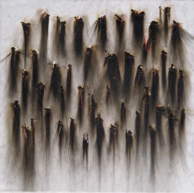 , 'BRN 5154,' 2010, La Patinoire Royale / Galerie Valerie Bach