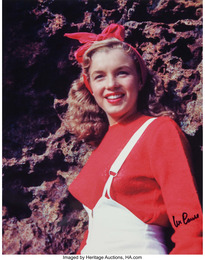 Norma Jeane #15, Castle Rock, California