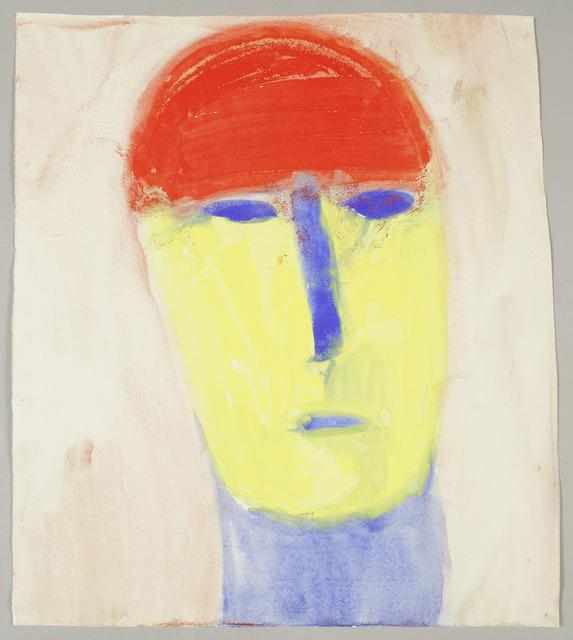 Miriam Cahn, 'soldat', 1994, Galerie Jocelyn Wolff