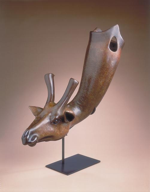 , 'Giraffe Situla,' 2002, Bender Gallery