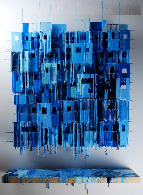 , 'Little Boxes XI Blue,' 2019, K + Y Gallery