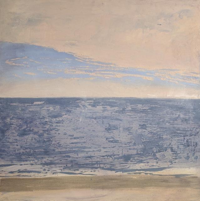 Taha Afshar, 'Hayling Jackson Island seascape', 2018, Alessandro Berni Gallery