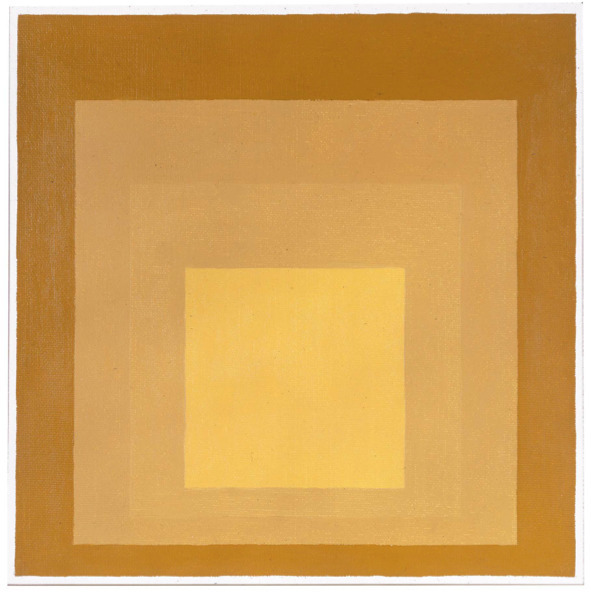 , 'Study for Homage to the Square: Soft Pulse,' 1962, David Benrimon Fine Art