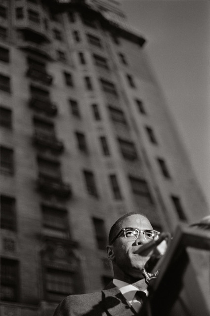 , 'Malcolm X,' 1963, Damiani