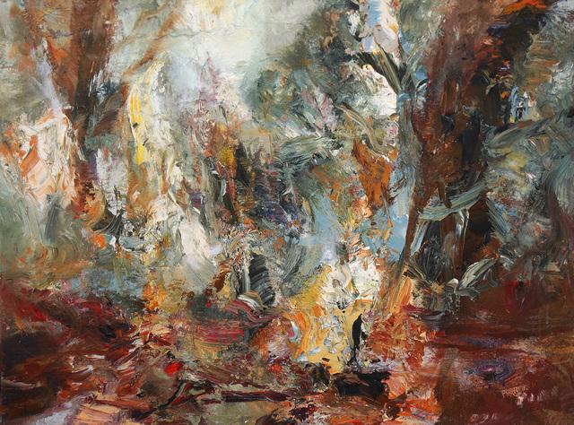 , 'Calendar's Tree #1,' 2017, Michael Gibson Gallery