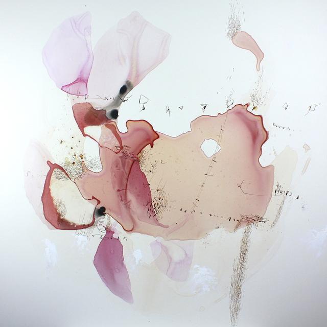 , 'Blush Nebula W-2018-4-2,' 2018, Walker Fine Art