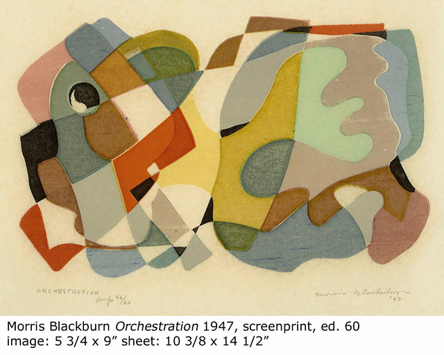 , 'Orchestration,' 1947, Dolan/Maxwell