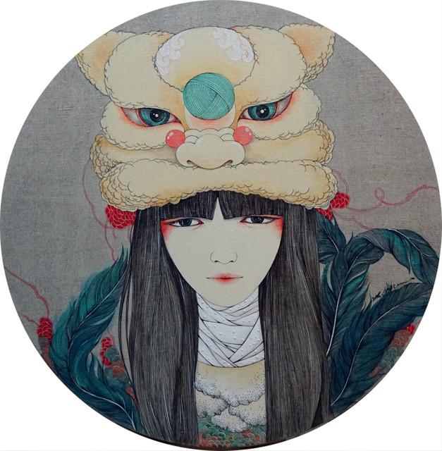 , '狮子座,' 2015, Hwas Gallery