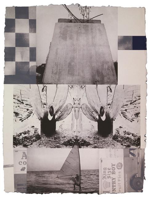 Robert Rauschenberg, 'Rookery Mounds - Crystal', 1979, Gemini G.E.L.