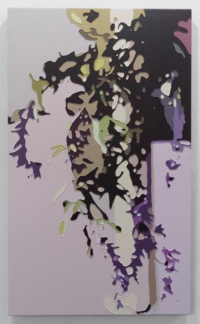 Taro Morimoto, 'sauge', 2019, Painting, Acrylic on denim, GALLERY TAGA 2