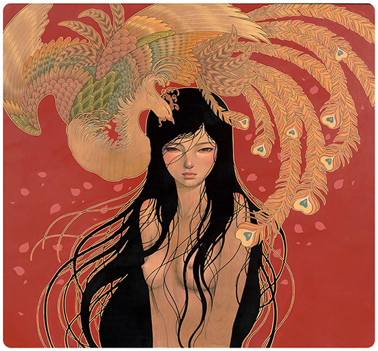 , 'Mizuki,' , Jonathan LeVine Projects