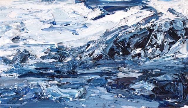 , 'Adrift,' 2017, Rebecca Hossack Art Gallery