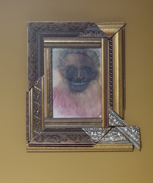 , 'from series Macacos 8,' 2017, Baró Galeria