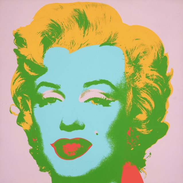 Andy Warhol, 'Marilyn Monroe (Marilyn) F&S II.28', 1967, Fine Art Mia