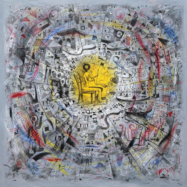 , 'La Red del Artista,' , Conde Contemporary