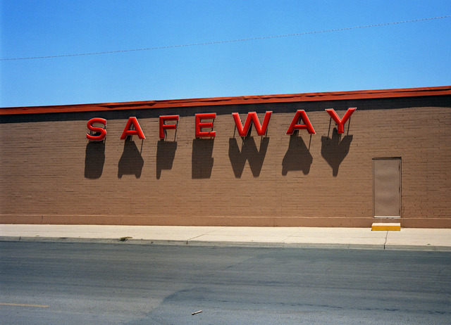 Wim Wenders, ''Safeway,' Corpus Christi, Texas', 1983, BASTIAN