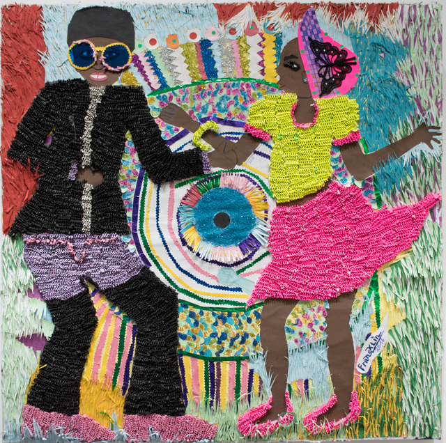FRANKLIN, 'Mabina Kin', 2016, AfricArt Gallery Hong Kong