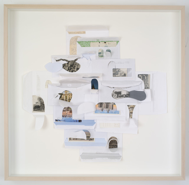 , 'Architecture of the Memory,' 2017, Galerie Nathalie Obadia