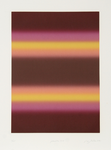 Barry Nelson, 'Paralax XVII', 1981, RoGallery
