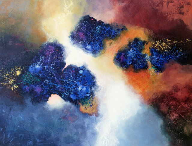 , 'Tanzanite 2,' , Albemarle Gallery | Pontone Gallery